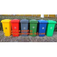 Outdoor indoors wastepaper bin, outdoor bin, indoor bin,trash bottle bins, intelligent waste trash bin,BAGPLASTICS, PAC