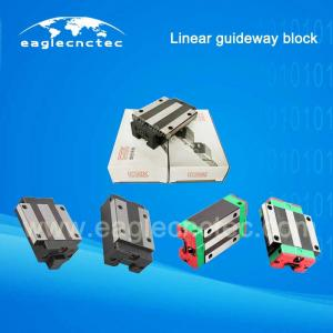 China PMI HIWIN Linear Bearings Block |Hiwin Linear Rail Carriage on sale