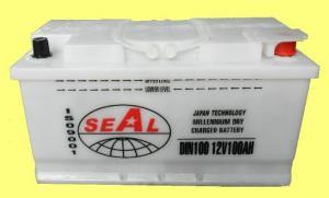China Lead Acid 12V 75 AH DIN100 Car Battery  For Mercedes Car Battery on sale