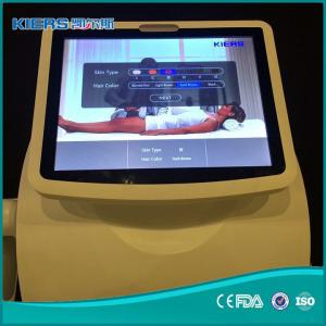 Quality Professional Diode Laser Hair Removal Machine Painless Skin Rejuvenation for sale
