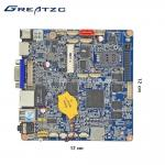 China CPU Integrated Android Arm Desktop Motherboard ALC662 Chip For Advertising Player wholesale