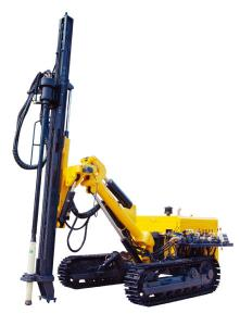 China Stable Walking Hydraulic Rock Drilling Machine / Borehole Drilling Machine on sale