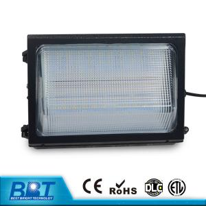 China Meanwell Driver Cree Wall Pack Light Fixtures 105lm / W Led Exterior Wall Pack on sale