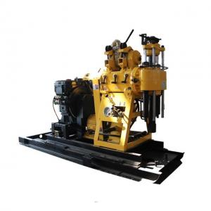 China Water wells and boring  Drilling rig Hydraulic drill machine HZ-200YY drill machine on sale
