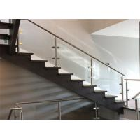Modern stainless balustrade stainless steel banister balustrade post railing