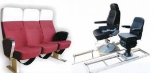 China Adjustable Marine Captain Chair Marine passenger seats chairs on sale