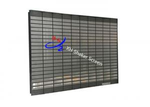 China Brandt Scalping Primary Seconndary Composite Long Service Life Shale Shaker Screen for Oil on sale