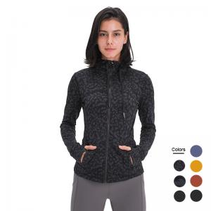 China Full Zip Sports Zipper Jacket on sale