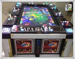 Gambling Fish Coin Games Casino Slot Machine Games 4P, 6P