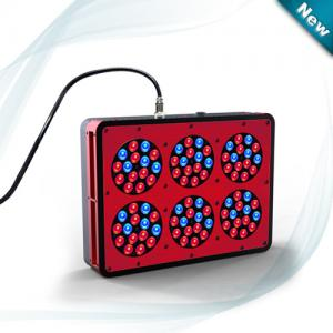 China Indoor Garden RGB LED Plant Grow Lights , 200W 3700 Lumen Growth Lamp For Flower on sale