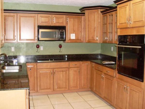 kitchen cabinets,wooden kitchen cabinet,flat packed cabinets,American standard Images