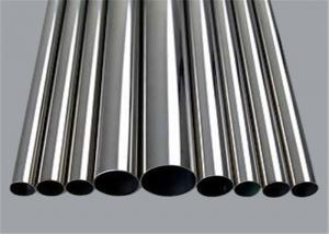China 316 317 Welded Polished Stainless Steel Tubing , 6mm - 600mm OD on sale