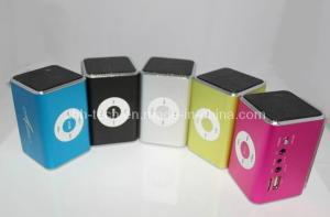 China Digital Portable Radio Speaker with USB Port (ZS-056) on sale