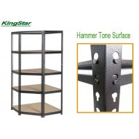 Corner 5 Shelf Boltless Storage Shelving System 150kg Capacity ZBeam , Hammerton