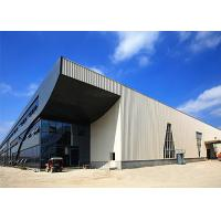 Industrial Shed Design Light Frame Steel Structure Prefabricated Workshops