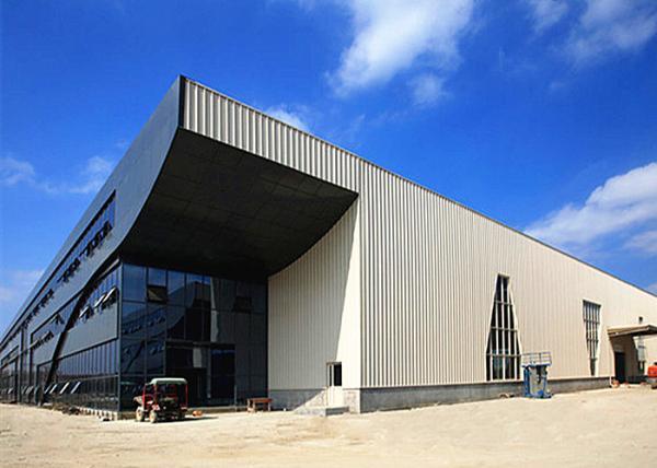 Industrial Shed Design Light Frame Steel Structure