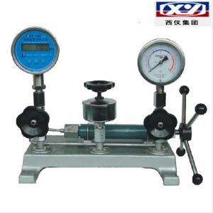 China Pressure gauge validator on sale