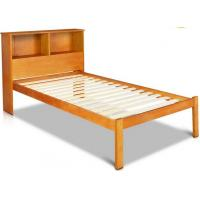 Stylish Wood Frame Bed Wooden Beds With Storage Drawers Wooden Toddler Furniture