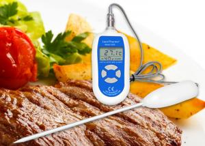 China Smart Electronic Meat Thermometer Accurate Meat Thermometer Easy Calibration on sale