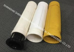 China Industrial Dust Filtration Dust Collector Filter Bags With High Temperature Resistance on sale