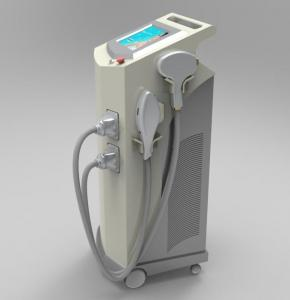 China 808nm diode laser hair removal + IPL Laser Hair Removal Machine on sale