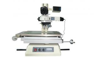 China 150mm Z-axis Travel Range Measuring Microscope Mikroskop with 5X,10X,20X Objective Lens on sale
