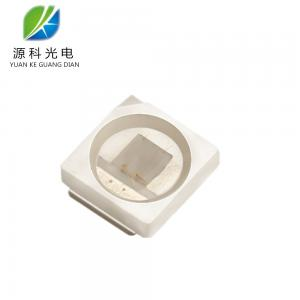 China Emerald Green 1w Led Chip , Smd Chip Led Lamp 120 Degree Viewing Angle on sale