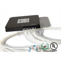 LC/UPC 0.9 mm Fiber Optic Cable Splitter For FTTH / Long - Haul Telecom