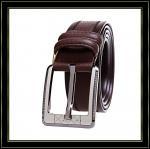 Stigmatisez la ceinture «Fuliter» 097 ceintures en cuir véritables d'hommes de vache bonne qualité