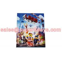 Wholesale The Lego Movie 2014 Blue Ray DVD Action Adventure Animation Blu-ray Movie DVD