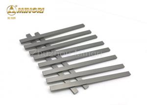 China Solid Tungsten Carbide Strips Wood Cutting , Durable Tungsten Carbide Tools on sale