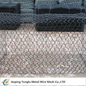 China Wire Mesh Gabion Box|Foldable Gabion Cage 0.5x1x1m Customized Size on sale