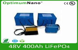 China Lifepo4 Battery 400ah 48v Motive Battery With Bms Protection on sale