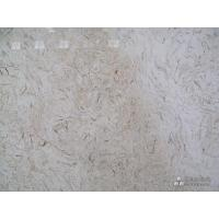 Popular Polishing Natural CREAM FLOWER Marble Cut To Size Slabs