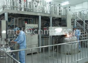 China PLC Control Liquid Detergent Production Line , Detergent Soap Making Machine on sale