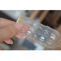LAVERNE: Ribbed Condom