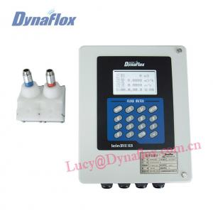 China Top manufacturer of Clamp-on Series Transit-time ultrasonic flow meters for water measuring on sale