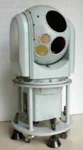 Quality Ship-borne Electro Optical Infrared (EO/IR) Tracking Turret S3500 for sale