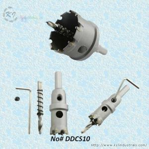 China Carbide Tipped Electric Hammer Drill Bit for Drilling Steel - DDCS10 on sale