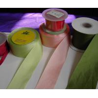 100% pure silk embroidery ribbon