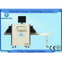 Small Channel SF5030A Enhanced X Ray Inspection Machine Security Scan for hotel
