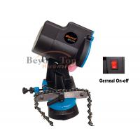 electric chain saw sharpener