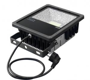 China Warm White / Cool White portable LED flood light fixture , LED flood lamps DC 12V 50W on sale