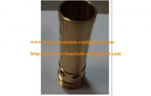 China Brass / Copper Foam Water Fountain Nozzles Without Arms / Pipes on sale