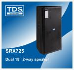 China SRX725-Stage Sound & Light System-Lightweight Cabinet for Convenient to Mobile wholesale