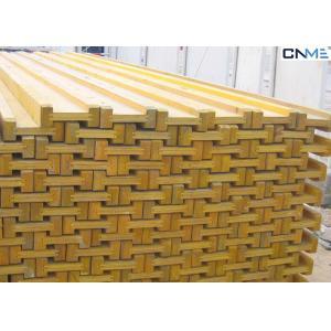 Peso bajo del encofrado de los accesorios H20 del encofrado del haz concreto fuerte de la madera