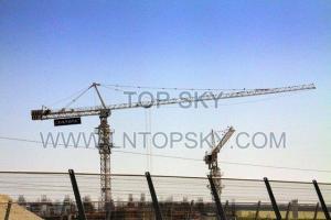 China Potain Tower Crane H3/36B on sale