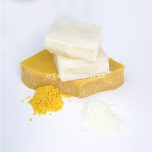 China 100% Purity White Beeswax Block Without Any Additives 25kgs/Bag on sale