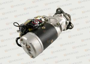 China 11T 6D125 Starter Motor Replacement For Komatsu PC400 Excavator 6D125 Engine on sale