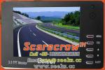 Scarecrow™ B800 Potable Tester with 3.5 inch TFT display(video input and output)